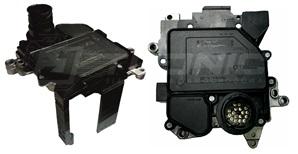 Naprawa sterownika skrzyni biegów Multitronic 01J V30 VL300 Audi  17090 - P0706  001798 - Błąd przełącznika F125