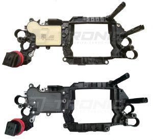 Naprawa sterownika automatycznej skrzyni biegów Mercedes CVT 722.8 B klasa W169 B klasa W245. P0896, P0793, P0722, P0717, P0718.